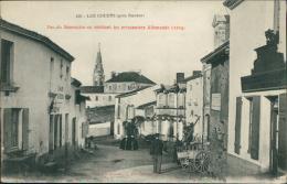 44 BOUGUENAIS / Vue Du Séminaire Ou Résident Les Prisonniers Allemands / - Bouguenais