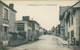 44 BOUGUENAIS / Rue Principale / - Bouguenais