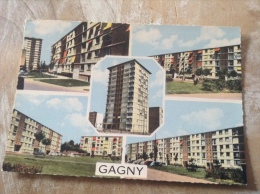 Gagny HLM La Cité Cpm - Gagny