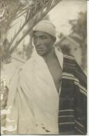 AFRICA  POST CARD CARTE POSTALE CARTOLINA POSTALE FOLKLORE FOLCLORE UOMO MAN HOMME UNUSED NUOVA - Personaggi