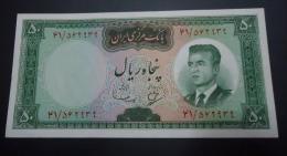 Iran 50 Rials 1964 Unc - Iran