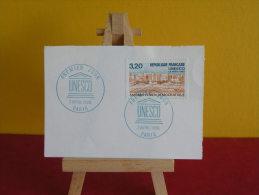 N°103 Y&T - Oblitérés 1er Jour - Timbre De Service, UNESCO - 7.4.1990 - Paris - Service