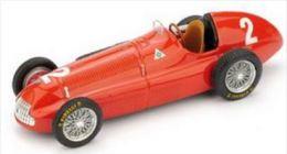 Alfa Roméo 158 - Nino Farina - World Champion - 1st GP Great Britain Europe 1950 #2 - Brumm - Brumm