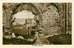 Royaume-Uni - Angleterre - Yorkshire - The Abbey , Whitby - Abbaye - Bon état - Whitby