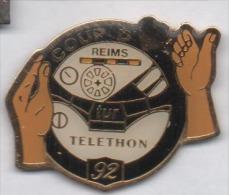 T�l�thon , tur , volant , Reims