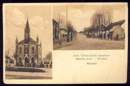 AK  SYNAGOGUE     BAJMOK  SERBIA     SRBIJA  JUDAIKA  JUDAICA - Judaisme