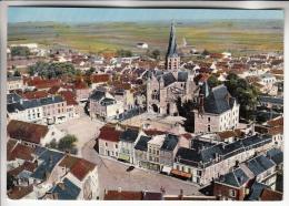 PUISEAUX 45 - Vue Panoramique - CPSM Colorisée GF -Loiret - Puiseaux