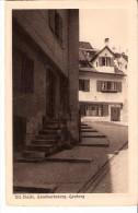 Suisse-Vieux -Bâle-Alt Basel -Leonhardsberg-Heuberg-Photo Th.Hoffmann, Basel-Bords De La Carte Dn Relief - BS Bâle-Ville