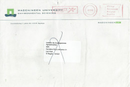 Chile 2002 Los Vilos Returned Letter With Instructional Markings Cover - Chili