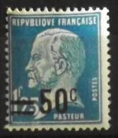 FRANCE 1926/27 - Semeuse Lignée Surchargée - Le N°222 - 1 TIMBRE  NEUF** Y&T 6,00€ - France