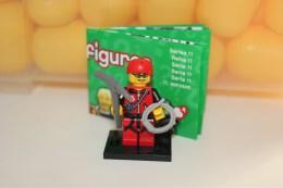 Lego Minifigures = Série  11 = Alpiniste - Figurine