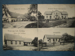Old Postcard Pre WW2 GRUSS AUS CULL,KULLKEN Rare - Allemagne