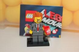 Lego Minifigures = Série Légo Movie = Lord Bisness - Figurine
