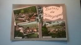 Saluti Da Gorzegno (CN) - Cuneo
