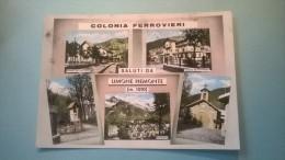 Colonia Ferrovieri - Saluti Da Limone Piemonte - Cuneo