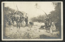 AFRICA  POST CARD CARTE POSTALE CARTOLINA POSTALE UNUSED NUOVA - Ethnics
