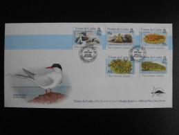 Tristan Da Cunha 2005 - Animal Series 1 + 2 + 3 - Remote Island - Inaccessible Island - Gough Island (birds - Fish - Etc - Tristan Da Cunha