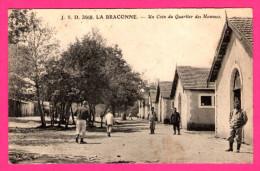 La Braconne - Un Coin Du Quartier Des Hommes - Animée - C. JEANGETTE - 1917 - Francia