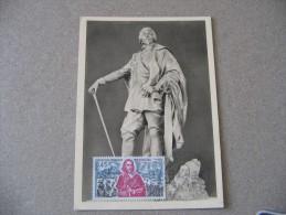 FRANCIA 1970 MAXIMUM  RICHELIEU - Cartoline Maximum