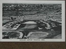AIRPORT NEWARK TERMINAL AREA  1964 - Aerodrome