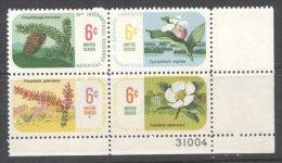 USA 1969 Plants Botanic Congress MNH DC.123 - United States