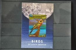 N 183 ++ GUYANA 2013 BIRDS VOGELS OISEAUX GOLDEN TANAGER MNH NEUF ** - Guyana (1966-...)