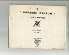 Paquet  De 6  Buvards De 3 Couleurs ( Canson Pour Ecoliers ) - Buvards, Protège-cahiers Illustrés
