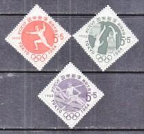 JAPAN  B 18-20    *    SPORTS  OLYMPICS - 1926-89 Emperor Hirohito (Showa Era)