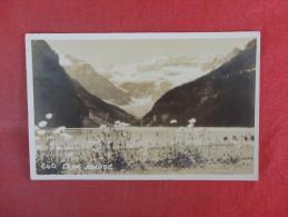 Canada > Alberta> Lake Louise RPPC    Ref 1443 - Lac Louise