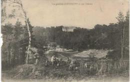 Vue Générale D´Offémont Et Son Château - Offemont