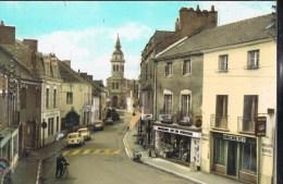 SAVENAY . Rue De L'Eglise . - Savenay