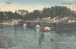 CROATIA  - HRVATSKA  - ZADAR - ZARA -  MILITAR  SHIPS  - No Circulat. - Croazia