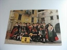 Gruppo Folkloristico Pieve Tesino  Fisarmoniche Costumi Chitarra Trentino - Musica