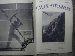 L'ILLUSTRATION 4695 ATTENTAT ROOSEVELT/ GERGOVIE/ CHILI/ MONTAIGNE/ DOMERGUE/ TSIGANES 25 FEVRIER 1933 - Journaux - Quotidiens