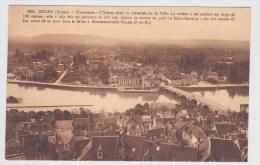 JOIGNY - N° 1801 - PANORAMA SUR L´ YONNE - Joigny