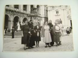 RELIGIONE   FRATI  LUOGO DA IDENTIFICARE  2   FOTO   15 X10 ,5     ITALIE ARCH CAT 3 PAG2 - Luoghi