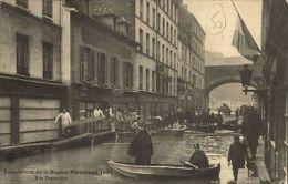 CPA PARIS 12e (Dep.75) - Inondation - Rue Traversière (64278) - Unclassified