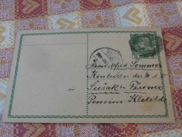 Susák Fiume Hungary Magyarország Croatia Hrvatska 1909 Pension Klotilde - Croatia