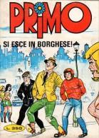 PRIMO N°105 SI ESCE IN BORGHESE - Libri, Riviste, Fumetti