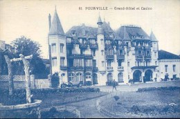 Pourville - Grand Hôtel Et Casino - Offranville