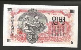 [NC] KOREA - 100 WON (1947) - Korea, South