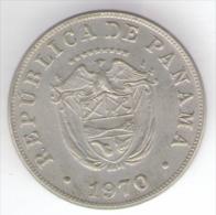 PANAMA 5 CENTESIMOS DE BALBOA 1970 - Panama