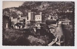 (RECTO / VERSO) MONACO EN 1951 - N° 2800 - LE PALAIS DU PRINCE - Prince's Palace