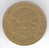 MESSICO 5 CENTAVOS 1973 - Messico