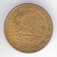 MESSICO 5 CENTAVOS 1974 - Messico
