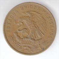 MESSICO 20 CENTAVOS 1967 - Messico