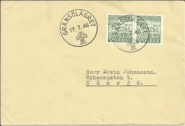 SUECIA 1946 GRANSOLAGRET SCOUT - Scouting
