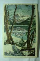 Mt. Cannon, Lake Mc Donald, Glacier National Park, Mont - Etats-Unis