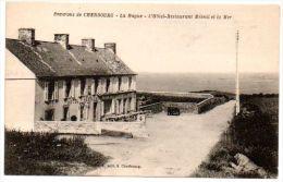 50 - Manche /  Environs De Cherbourg - La Hague - L´ Hôtel-Restaurant Mésnil Et La Mer. - Autres Communes