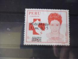 PÉROU TIMBRE OU SÉRIE YVERT N° 949 - Pérou